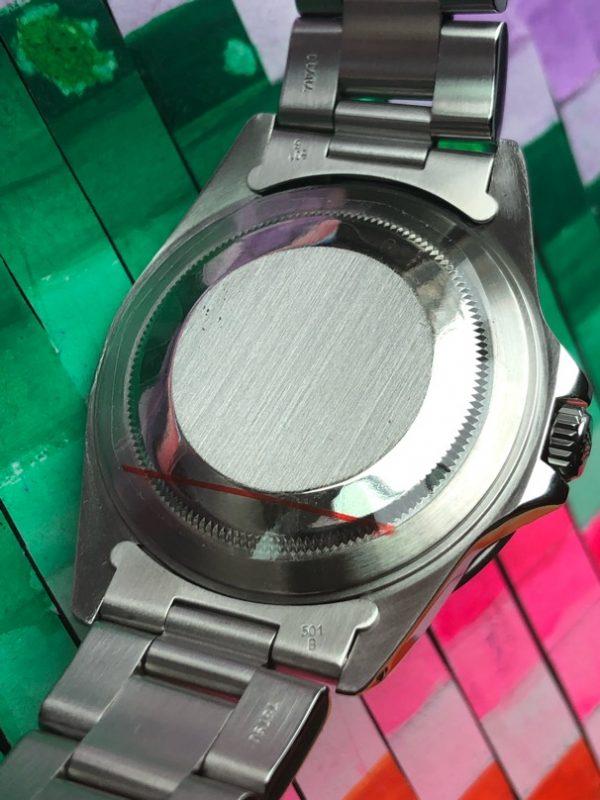 Rolex Explorer II Black Dial 16570 A Series