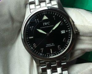 IWC Pilot Mark XV IW3253 /w SS Bracelet