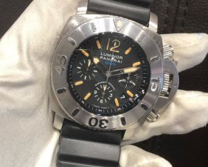 Panerai Luminor PAM 187 Submersible Chronograph 1000M Limited Edition