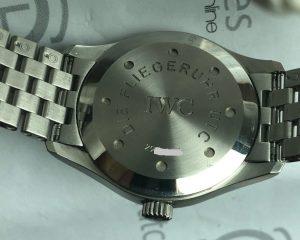 IWC Pilot Spitfire UTC IW325106 Black Dial Automatic /w bracelet