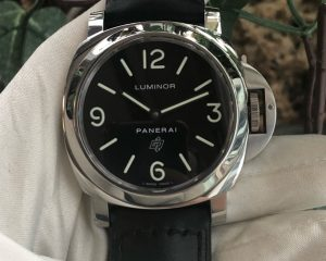 PAM000 Luminor Base OP Logo 44mm