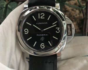 PAM000 Luminor Base OP Logo 44mm