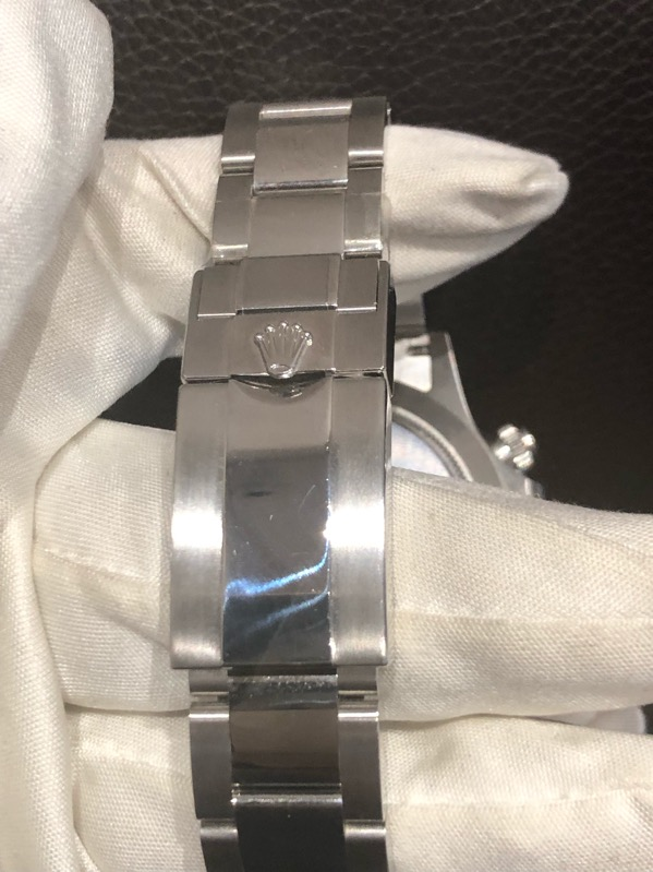 Rolex Daytona Ceramic Bezel 116500LN Black Dial