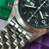 Pilot Spitfire Automatic Chronograph 3706 Black Dial Bracelet & Strap