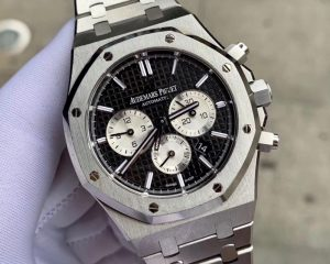 Audemars Piguet Royal Oak Reference 26331ST.OO.1220ST.02 J Series Black Dial