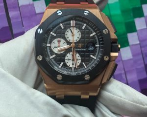 Audemars Piguet Royal Oak Offshore 18K Rose Gold 44mm 26401.RO.OO.A002.CA.01