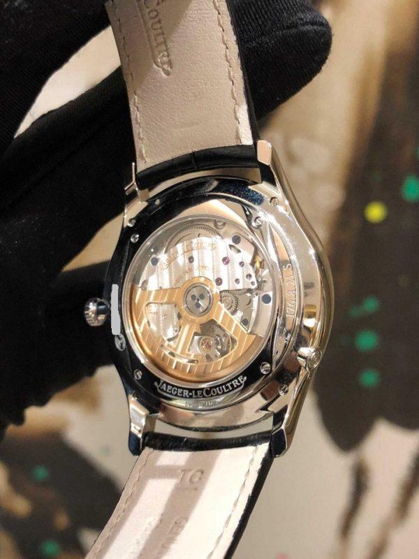 Jaeger-LeCoultre Master Ultra Thin Perpetual Calendar Black Dial Q1308470