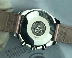 Omega Lady Speedmaster Reduced Mop Dial 3834.74.34