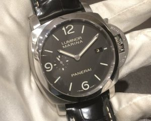 PANERAI PAM 312 Luminor 1950 3 Days Automatic Acciaio - 44mm O Series