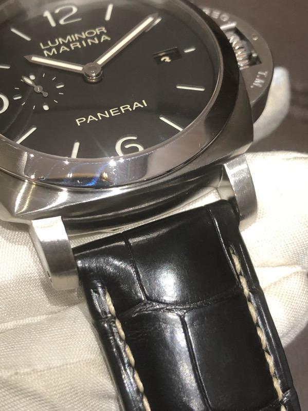 PANERAI PAM 312 Luminor 1950 3 Days Automatic Acciaio - 44mm O Series