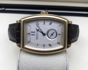 Breguet Tonneau Heritage 18K Yellow Gold 5480BA Box & Papers