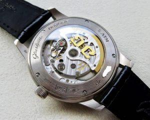 Glashutte Original Senator Perpetual Calendar 18K White Gold 39-50-14-22-04
