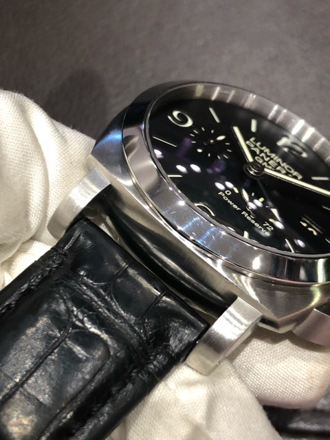 PAM321 Luminor GMT Power Reserve 1950 3 Days Automatic 44mm