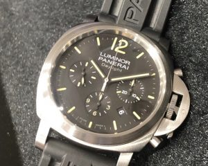 "Panerai PAM356 Luminor 44mm Daylight"" Chronograph"