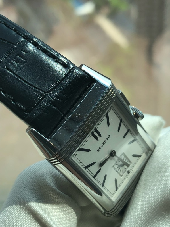Reverso Ultra Thin Duoface GMT Day/Night Q3788570