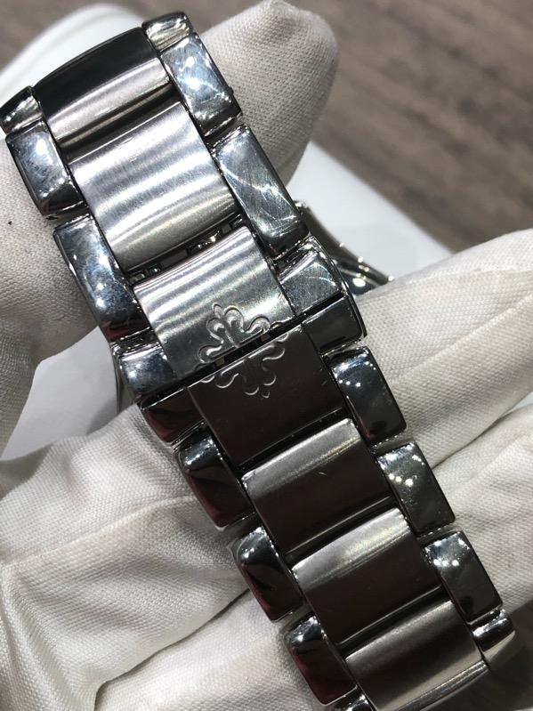 Patek Philippe Aquanaut Date Steel Bracelet 5167/1A-001