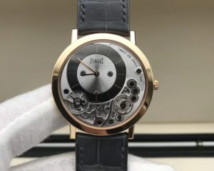 Piaget G0A39110 Altiplano Skeleton Dial 18K Rose Gold