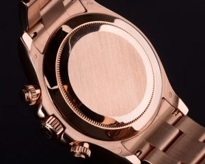 Daytona Everose Gold Pink Gold Dial /w 8 Baguette-cut Diamond-set Hour Marker 116505