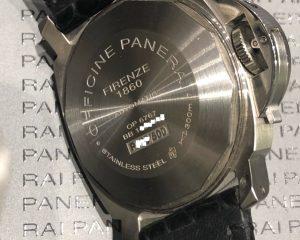 PANERAI PAM241 Luminor Power Reserve Hobnail Dial Automatic 40mm