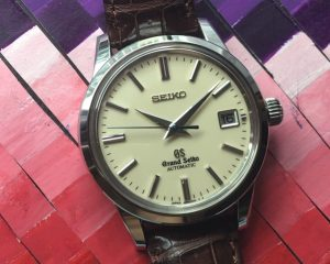 Grand Seiko SBGR061 Mechanical Automatic Stainless Steel Box & Papers