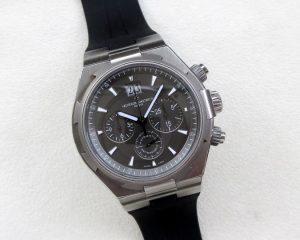 Vacheron Constantin Overseas Chronograph Grey Dial 49150/000W-9501