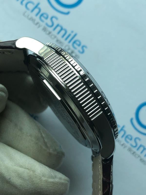Breguet Type XX Aeronavale 3800ST Chronograph Black Dial with Paper