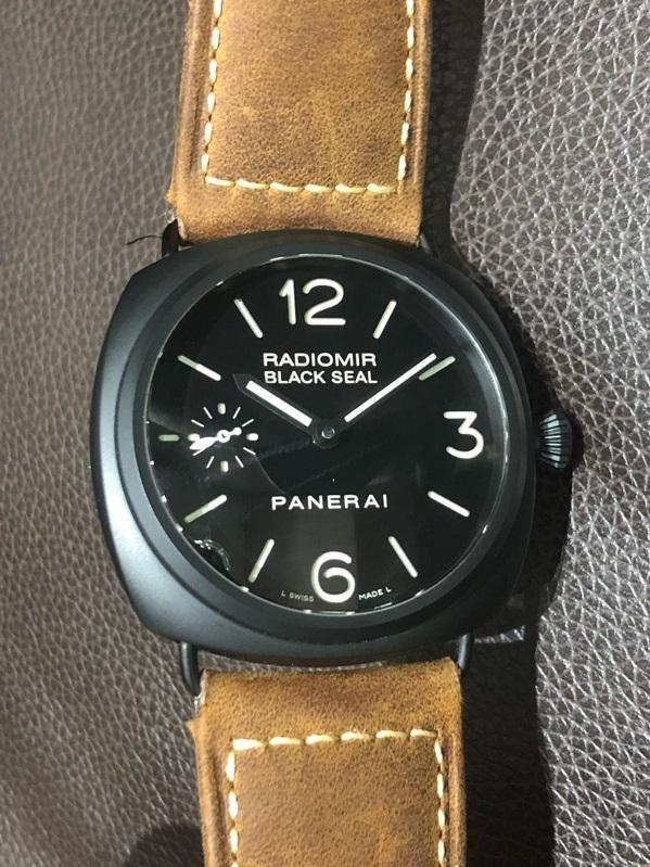 Panerai Radiomir PAM292 Black Seal Ceramic 45mm M Series