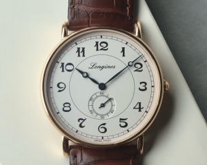 Longines Master 18kt Rose Gold White Dial Automatic L4.785.8.73.2