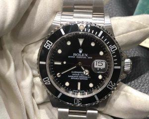 Rolex Submariner Date Automatic 16610 M Series