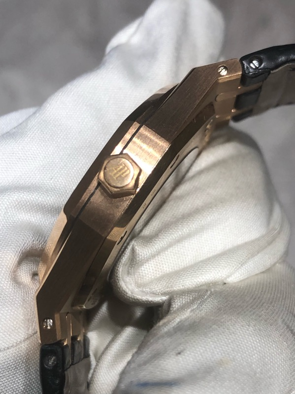 Audemars Piguet Royal Oak 18k Rose Gold 15300OR.OO.D002CR.01