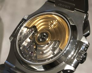Patek Philippe Nautilus Chronograph Stainless Steel 5980/1A