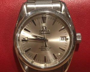 Aqua Terra Co-Axial 150M Cal.2500 Automatic Bracelet 168.1112