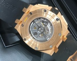 Audemars Piguet Royal Oak Offshore 18K Rose Gold 26401RO.OO.A002CA.02 44mm