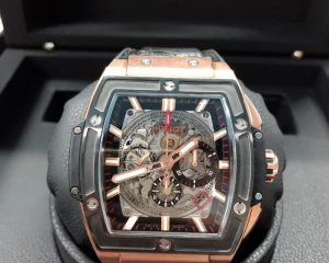 Hublot Spirit of Big Bang Chronograph Rose Gold Ceramic 601.OM.0183.LR