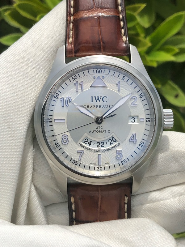 IWC Pilot Spitfire UTC Mens Watch IW3251-10