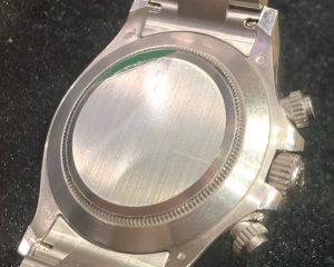 Rolex Cosmograph Daytona Platinum 116506A Ice Blue Diamond Index Dial