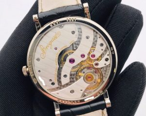 Breguet Classique 5967BB/11/9W6 Manual Wind 18K White Gold