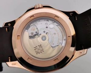 Aquanaut Date 18K Rose Gold 5167R