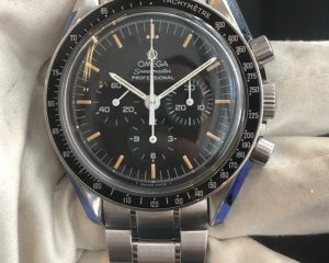 Omega Speedmaster Professional Moonwatch T Dial Transition 861 Movement