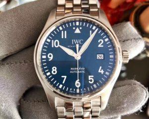 IWC Pilot Mark XVIII Edition 'Le Petit Prince' Blue Dial IW327016