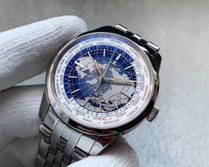 Jaeger-LeCoultre Geophysic Universal Time On Bracelet 8108120 / 503.8.T2.S