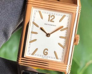 "Gande Reverso Ultra Thin ""Tribute to 1931"" Q2782521 Rose Gold Limited 500"