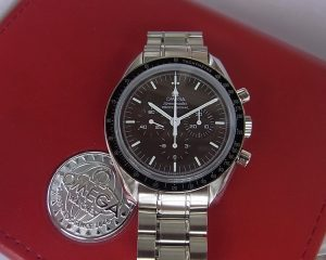 Omega Speedmaster Professional Moonwatch Brown Dial 311.30.42.30.13.001