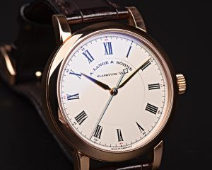 A. Lange & Sohne Richard Lange Rose Gold 40.5mm 232.032