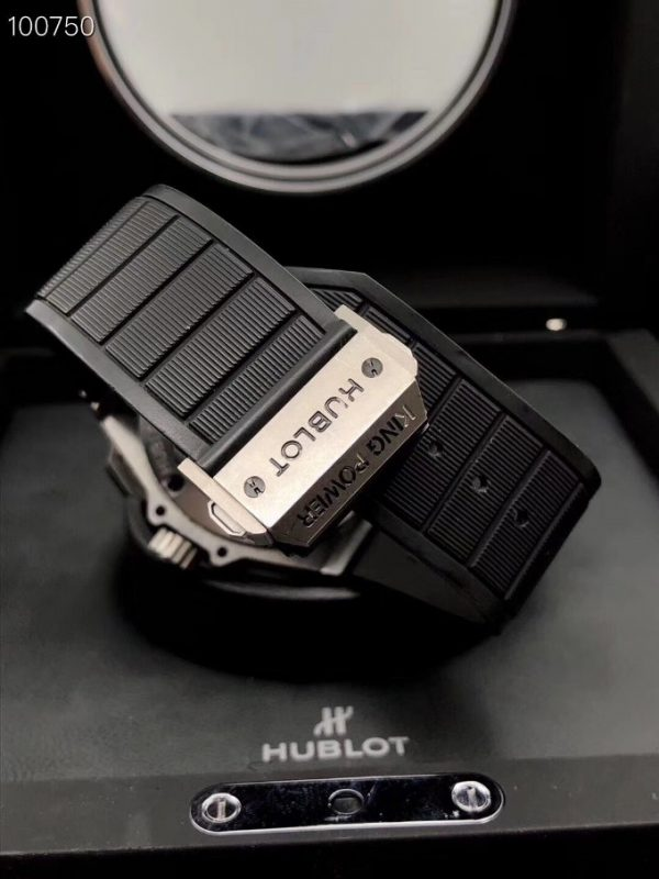Hublot King Power Unico Skeleton Dial Titanium Chronograph 701.NX.0170.RX
