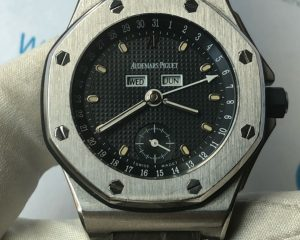 Audemars Piguet Royal Oak Offshore Triple Calendar 25808ST Stainless Steel