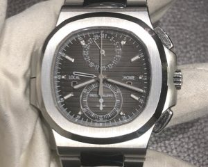 Patek Philippe Nautilus Chronograph Travel Time 5990/1A-001