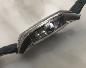 Omega De Ville Hour Vision Blue Co-Axial Master Chronometer 41mm 433.33.41.21.03.001