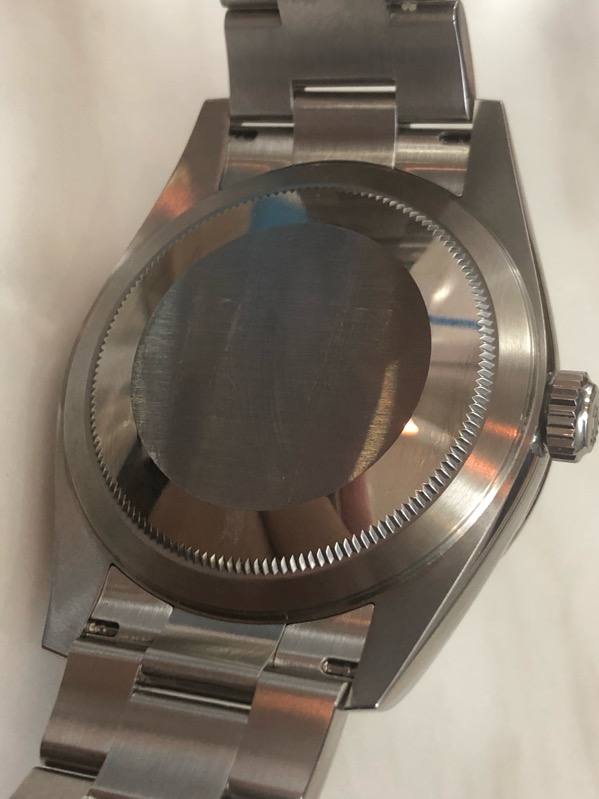 Rolex Sky-Dweller Oyster Perpetual Blue Dial 326934 Stainless Steel