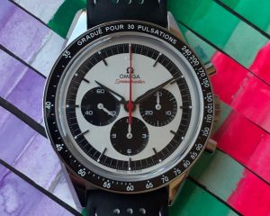 Omega Speedmaster CK 2998 Limited Edition 2018 Black Panda Dial 311.32.40.30.02.001